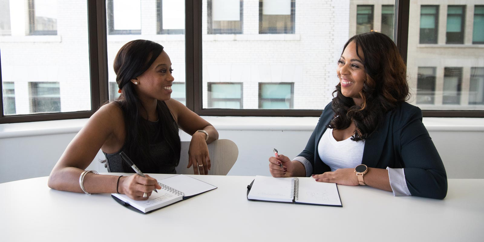 premier recruitment-business-meeting